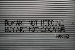 art & drugs (ÇaD) Tags: paris art graffiti chad tags drugs heroin cocain cagdas ozturk deger cagdasdeger