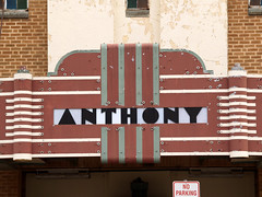 Marquee (kawwsu29) Tags: marquee anthony kansas theaters nationalregister nr91000464 anthonytheater