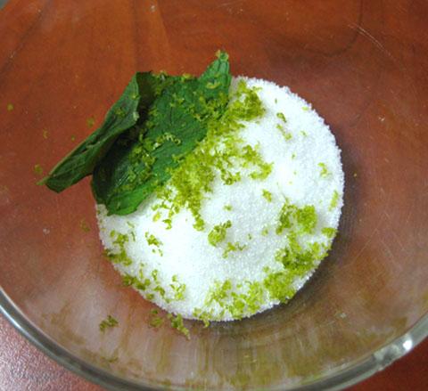 azucar aromatizada