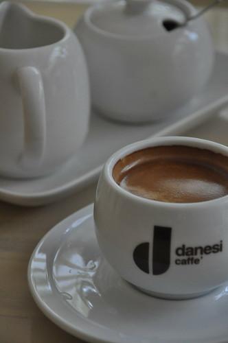 Danesi Coffee @ Lemoni Cafe