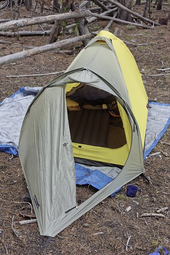 Front View Bibler I-Tent with Vestibule & Flickriver: Most interesting photos from Bibler and Black Diamond ...