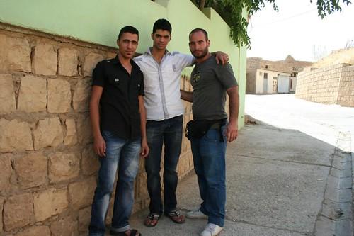 Viajar à Boleia no Iraque Curdistão