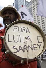 Grito dos Excludos 2009_Vou fazer uma brincadeira pra ver no que vai dar: quem concorda que deixe um recado para o Sarney e Lula aqui. (AF Rodrigues) Tags: brasil riodejaneiro rj rodrigues adriano ferreira afrodrigues