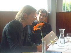 Dominik Bernet und Urs Heinz Aerni