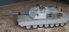 M1 Abrams 1 (stgeorg6) Tags: mbt rc panzer m1abrams ustank irakwar legotank