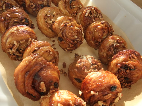 Sticky Buns from OK Mercantile