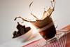 Coffee & Splash (dongga BS) Tags: coffee drops keks cookie kaffee splash ef50mmf18ii highspeed tropfen canoneos50d freezingmotions eigefronenebewegung