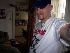 skin1911 (SkinHH) Tags: tattoo skin boots shaved smoking skinhead lonsdale glatze