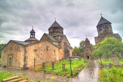 Kecharis Monastery / Կեչառիսի վանք