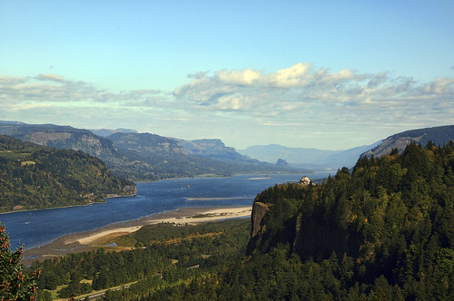 Hello Autumn: Columbia River Gorge