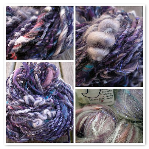 october batts all spun up by spinswim :)