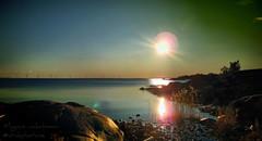 HDR (Mange J) Tags: ocean sky lake water hdr vnern hammar vrmland magnusjakobsson