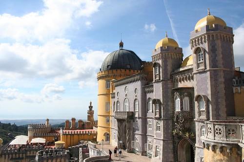 Paisagem Cultural de Sintra Portugal
