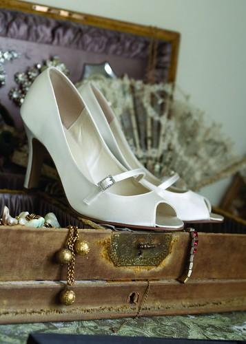 High heels for weddings.