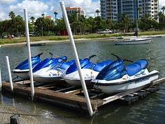 watercycle waverunners