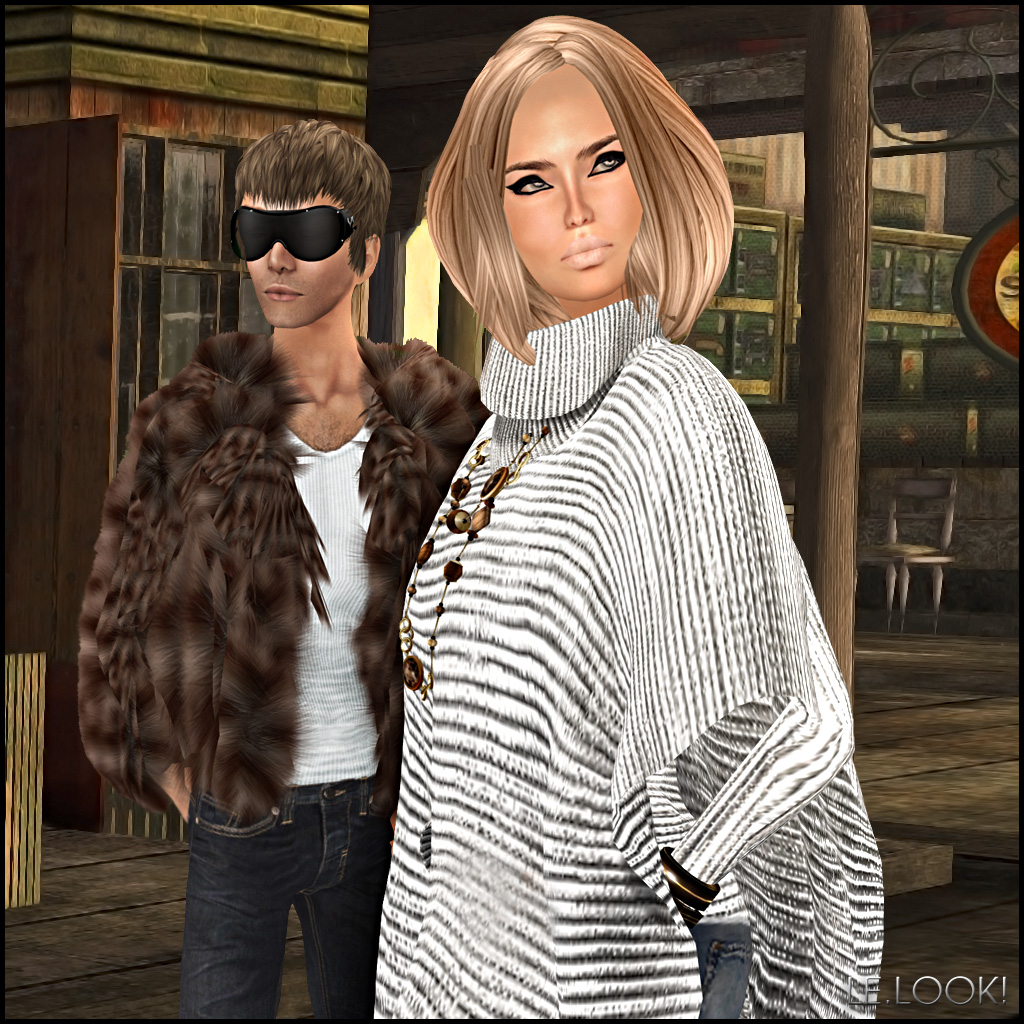 October Week 3 - Fashion & Style - James Schwarz and Autumn Ashdene