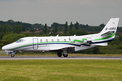 G-SIRS - 560-5185 - London Executive Aviation - Cessna 560XL Citation Excel - Luton - 090528 - Steven Gray - IMG_3276