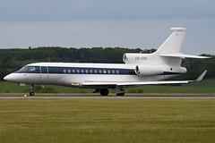 CS-DSB - 43 - Netjets Europe - Dassault Falcon 7X - Luton - 090522 - Steven Gray - IMG_3042