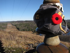 Remembrance Day hike