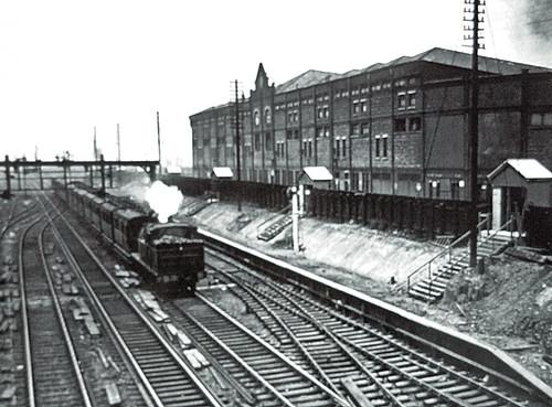 Old Trafford C1935