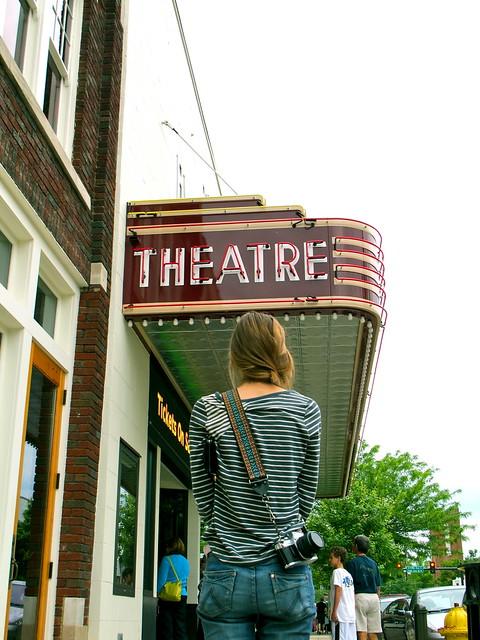 hello theatre