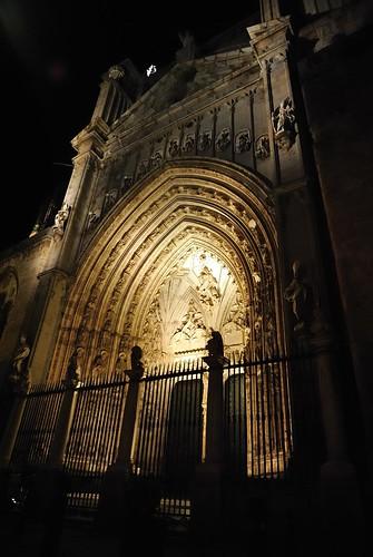 Catedral Primada. Toledo.