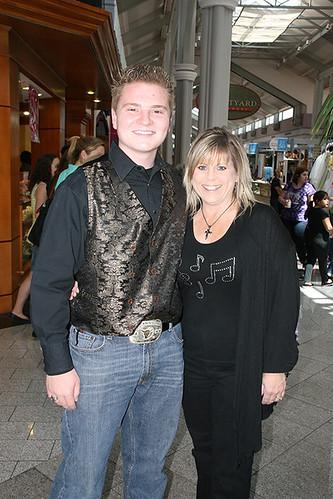 Jacob Nelson and Lisa Pittmon