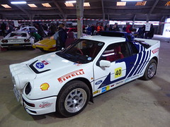 RS200 GpB (CBG1970) Tags: raceretro stoneleigh historic race rally classic motorsport motorracing rs200 gpb ford