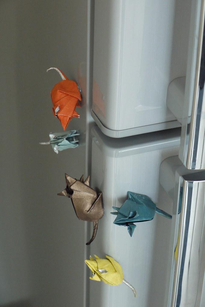 Origami - Mice