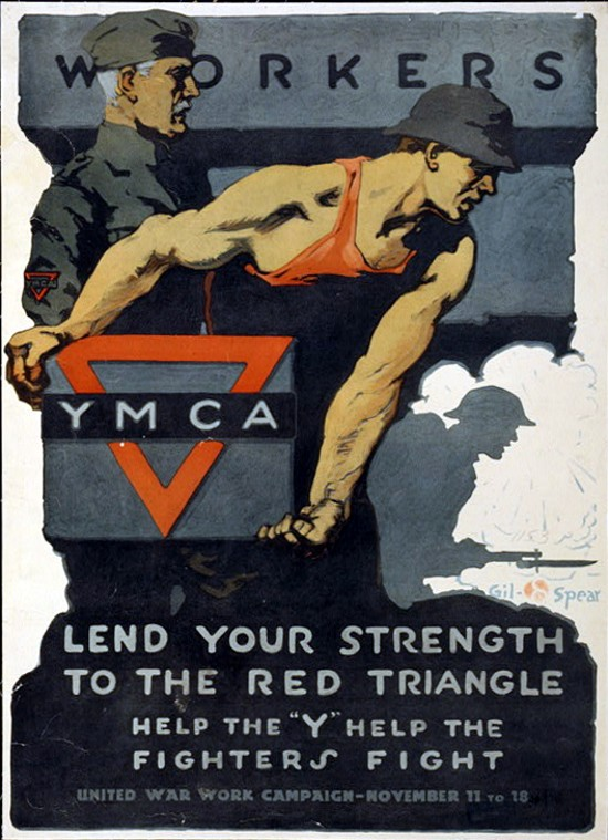 WWI_52_YMCAWorkers