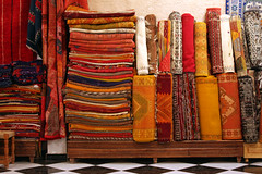 Carpetright, Moroccan Style (MykReeve) Tags: shop carpet store morocco carpets meknes