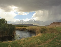 Storm's a comin' (lba36) Tags: thunderstorm pleasantvalley owensriver