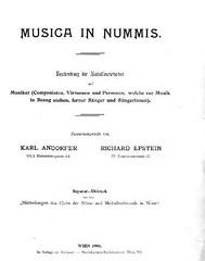 Andorfer Musica in Nummis