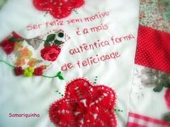 """Da coleo de almofadas """"Mineiros"""" (Fotos de Samariquinha- Micheline Matos) Tags:"""