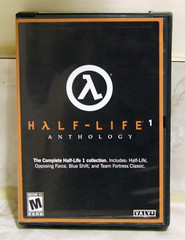 Half-Life 1 Anthology -  Box