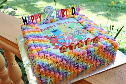 Cake Sesame Street I
