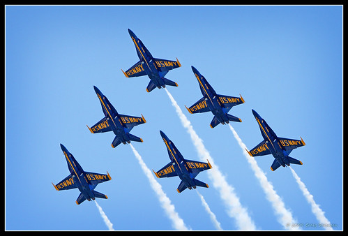 Blue Angels Diamond Pass