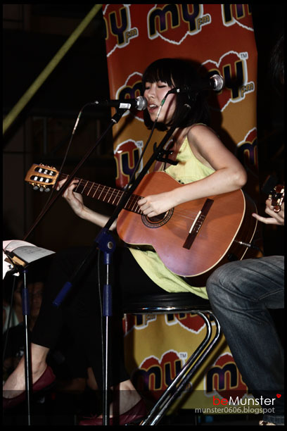 Joanna Wang Live Promo Tour 2009 Malaysia