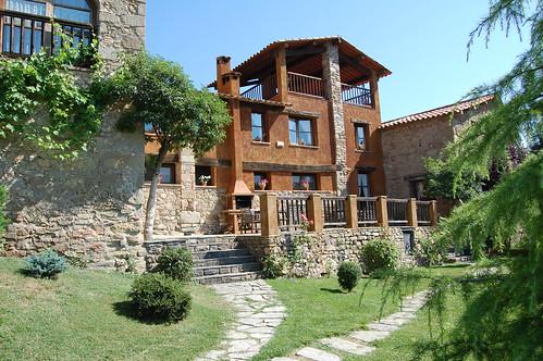 Alojamiento rural en Cataluña