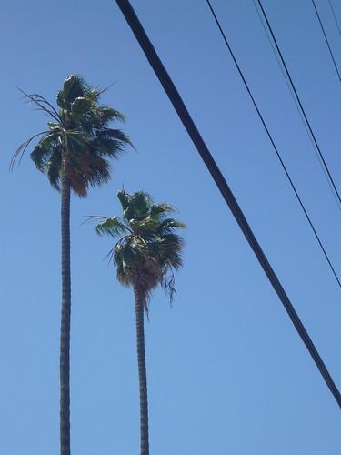 Culver City sky