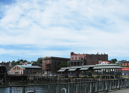 Port Townsend from the water