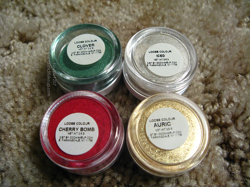 IMATS LA 2009 Haul - Obsessive Compulsive Cosmetics