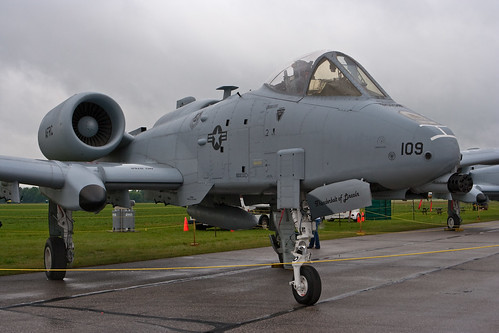 A-10 Thunderbolt II par avro_arrow_25206