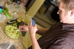 Photographer Garrett Nudd Photographs His Dinner