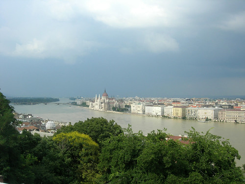 Donau flood at Budapest, 2009 June 29 #6