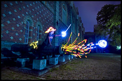 light painting muenchhausen (andreas gessl) Tags: vienna wien light lightpainting night painting austria crazy long exposure nacht drawing creative andreas cinematic lichtmalerei lightart lightdrawing lichtzeichnung lichtmalen lightgrafiti gessl baronmnchhausen lightjunkie andreasgessl arsenalvienna