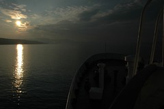 croatian ferry july 2009 168 (milolovitch69) Tags: sunset sea ferry dawn croatia adriatic ancona july2009