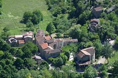 Village de Navacelles (Cévennes)