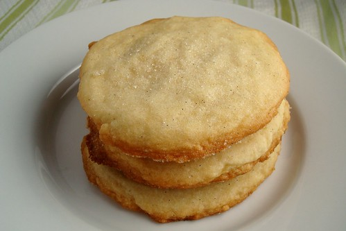 Vanilla Bean Sugar Cookie