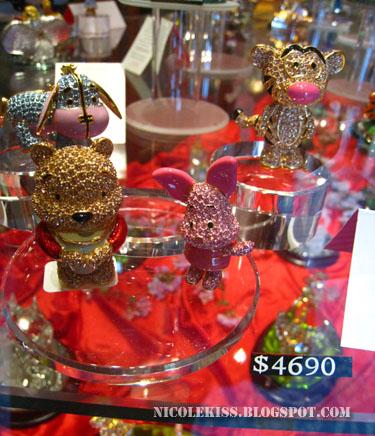 expensive winnie the pooh set